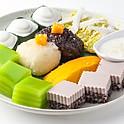 610 Dessert Platter (L)