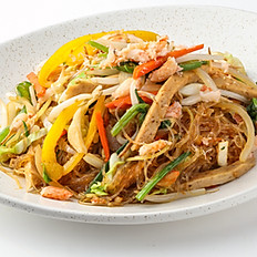 556 Vietnamese Fried Glass Noodle w/ Crab Meat