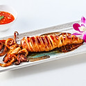 235 Grilled Jumbo Squid