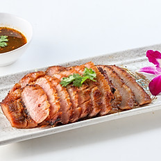 231 Grilled Pork Neck Serve