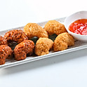 201 Mini Appetizer Platter(Prawn Cake, Fish Cake)