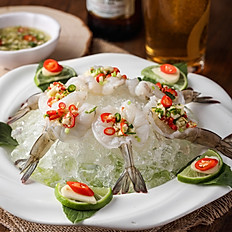 253 Fresh Shrimp In Fish Sauce