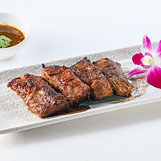 237 Honey Grilled Pork Ribs