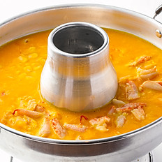 302 Creamy Corn Pumpkin Crap Soup
