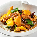 405 Stir-fried Chicken with Cashew Nut