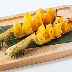 236 Grilled Fresh Pineapple