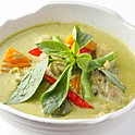 351 Green Curry (Chicken, Beef, Pork)