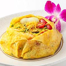 551 Seafood Fried Rice