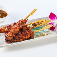 245 Thai Style Grilled Pork Skewers