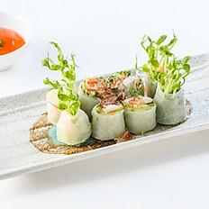 210 Vietnamese Shrimp Rice Paper Rolls