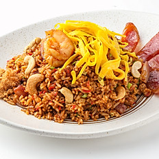 552 Fried Rice with Shrimp Paste