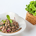 260 Minced Pork (Chicken) Spicy Salad with Thai Herb