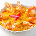 359 Stir-fried Prawn w/ Yellow Curry