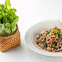 258 Minced Duck Spicy Salad with Thai Herb