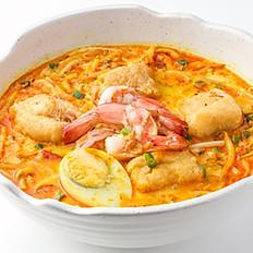 561 Singaporean Laksa Noodle w/ Prawn
