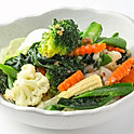 500 Stir-fried Mix Vegetable