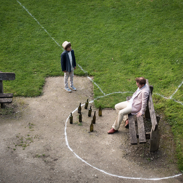 © 2016, Clara Bes | Ludlow Fringe Festival