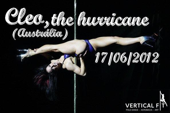 Cleo the Hurricane Vertical Fit