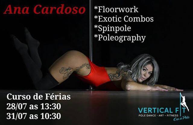 Ana Cardoso Vertical Fit