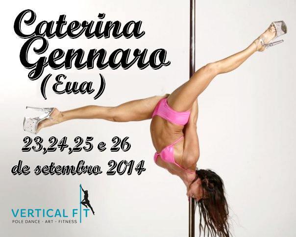 Caterina Gennaro Vertical Fit
