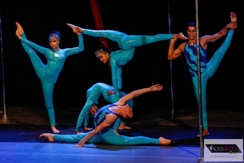 Flexibilidade e contorção
