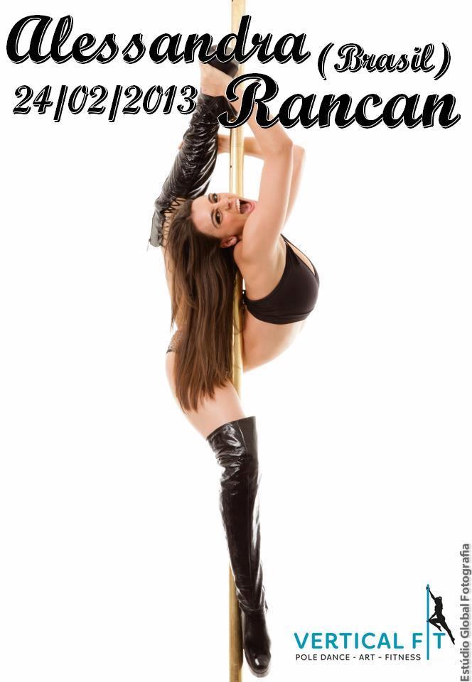 Alessandra Rancan Vertical Fit