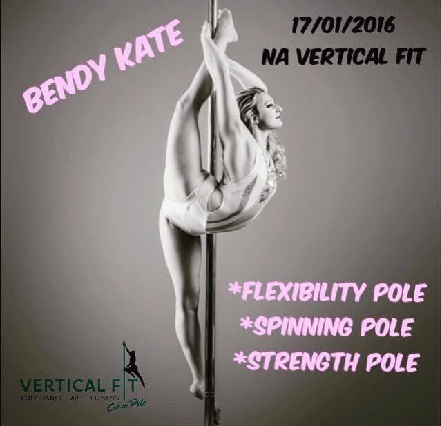 Bendy Kate Vertical Fit