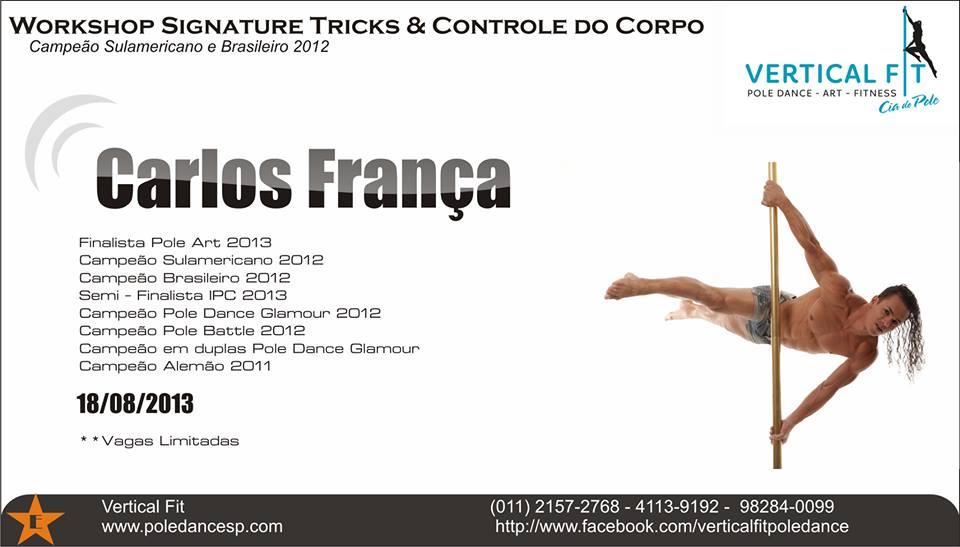 Carlos França Vertical Fit