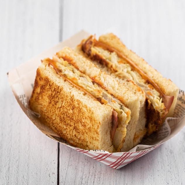 Veggie Toast