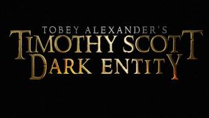 Book III - Timothy Scott: Dark Entity