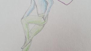 Author's Sketch - Aleobe