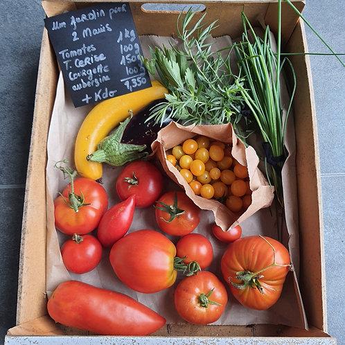 Panier de Légumes 1.350 kg
