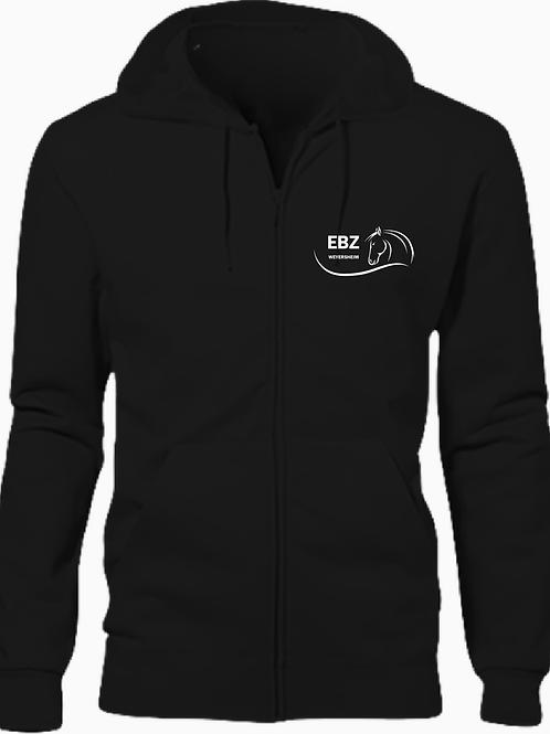"SWEAT ZIPPÉ CAPUCHE "" EBZ """