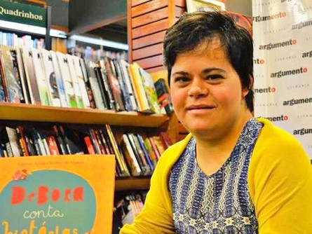 Primeira professora brasileira com Síndrome de Down