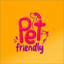 Espaço pet friendly - permitido acesso de animais de pequeno porte