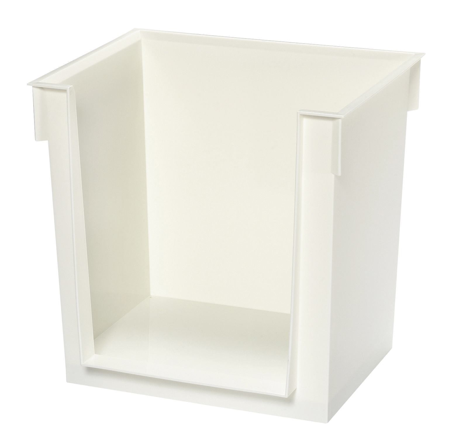 Open Storage Bin