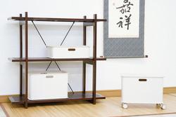 Smooth Stackable Storage Bin