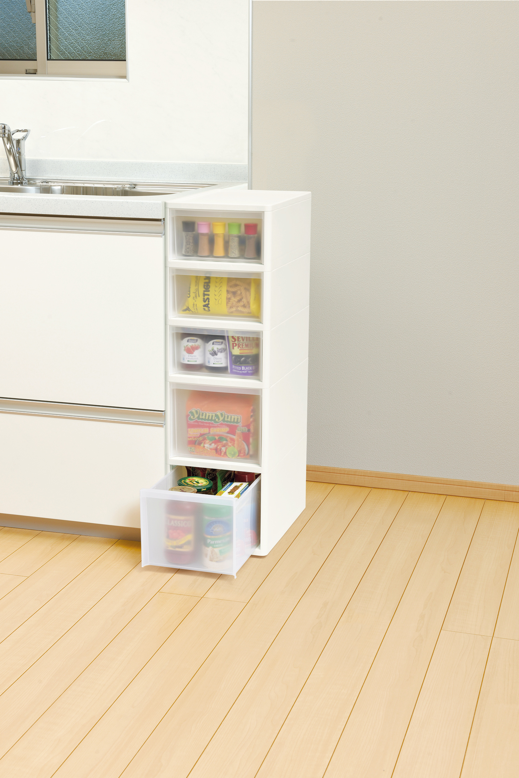Wide Drawer A