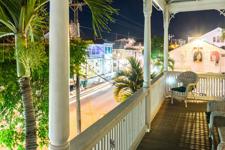 Duval Street Balcony