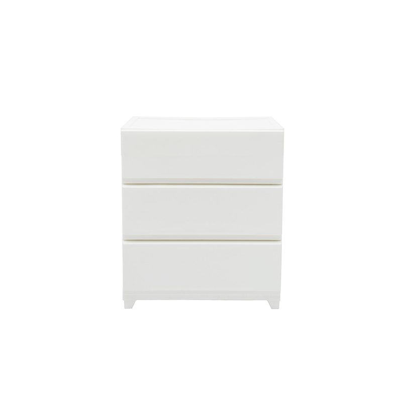 Drawer Tower Wide 3 Tiers