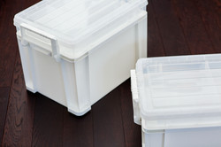 Double Tier Utility Box