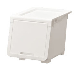 2-Way-Open Container