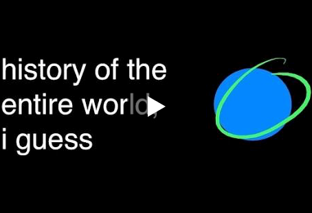A history of the world in 19 minutes