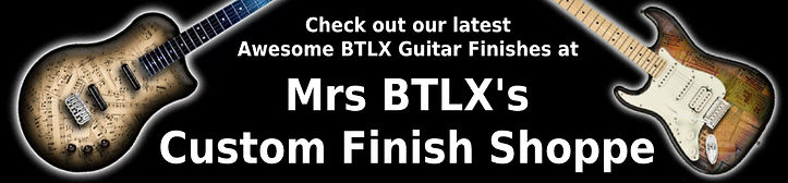 Mrs BTLX's Custom Finish Shoppe