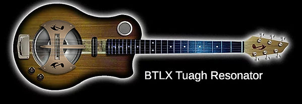 BTLX Tuagh Series Electric with Blade Resonator