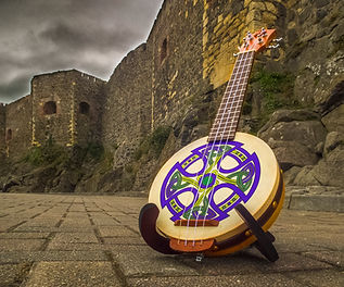 BTLX Bodhralele Series Banjolele