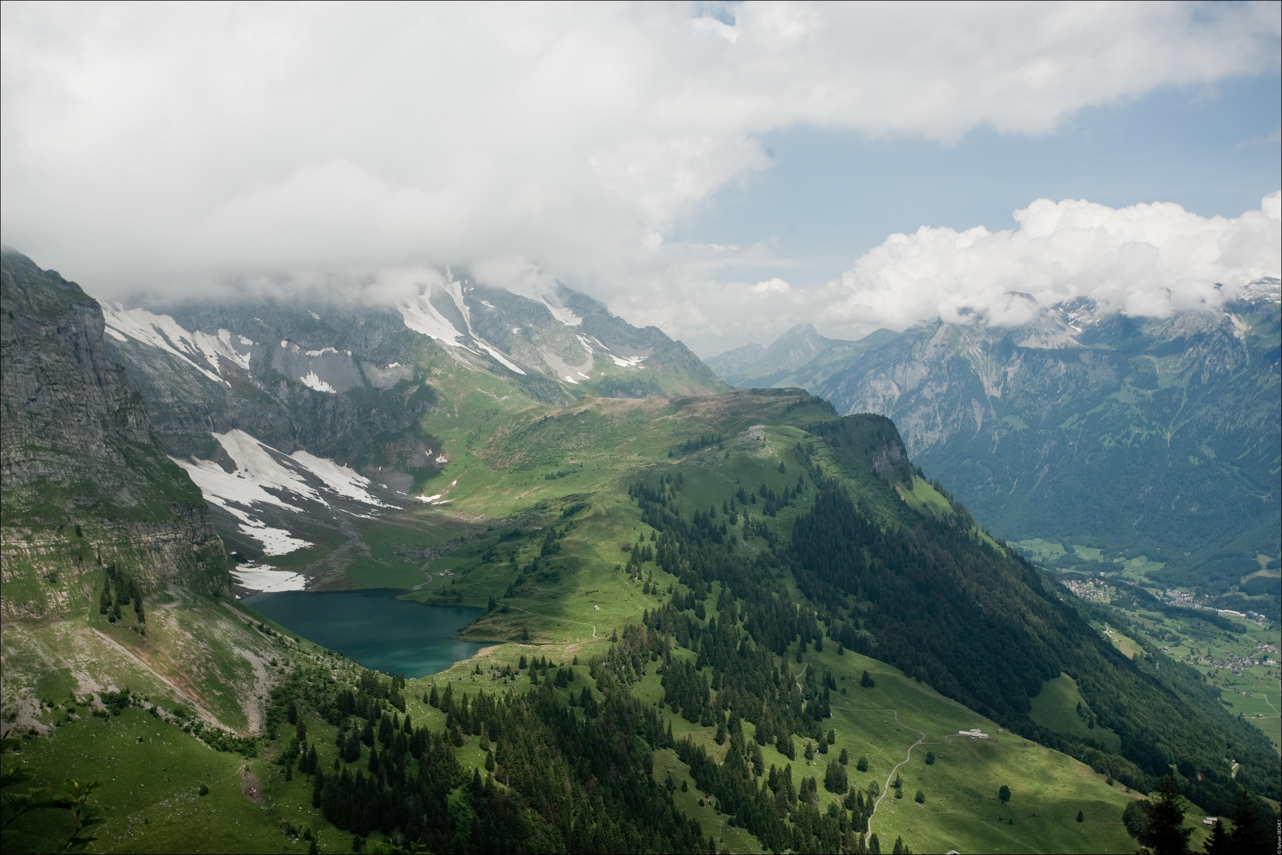 Braunwald . Suisse