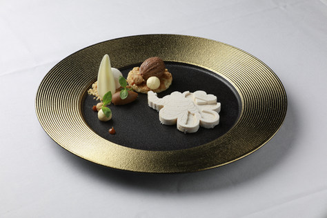Maurits van der Vooren & Bart de Gans - Michelin Chocolade dessert