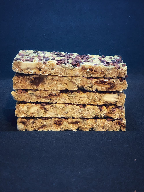 Your delicious daily Fig Oatbar