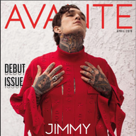 JIMMY Q - AVANTE MAGAZINE